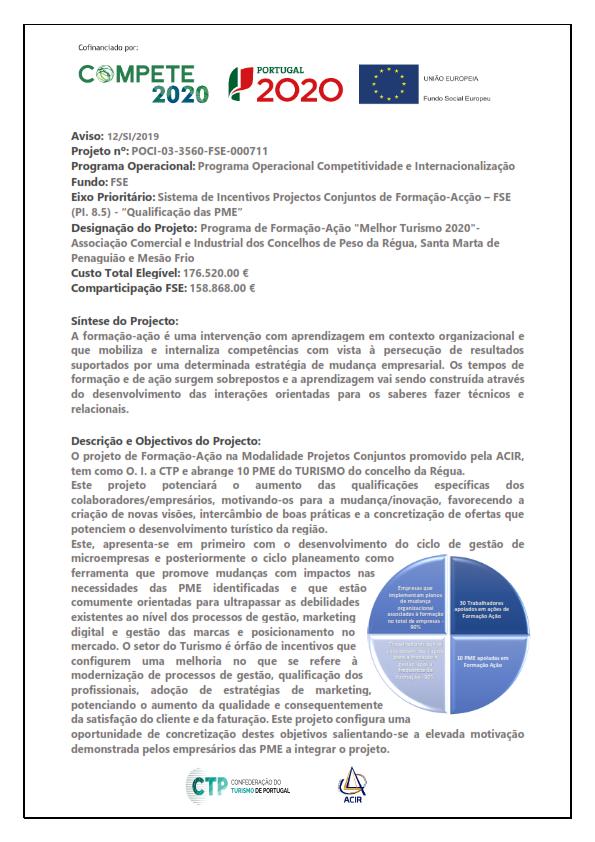 Formação Modular para Empregados e Desempregados
